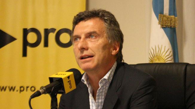 Murio Mauricio macri