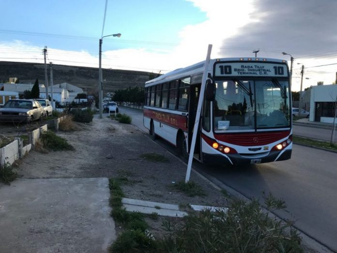 TRANSPORTE RADA TILLY